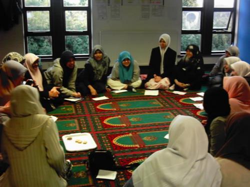 Program Syahadatul Haq di Birmingham 2005